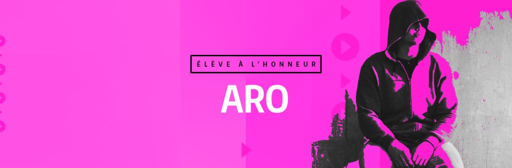 Élève à l'honneur - 'ARO