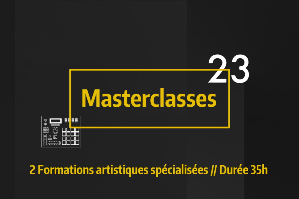 Accueil-formation masterclass