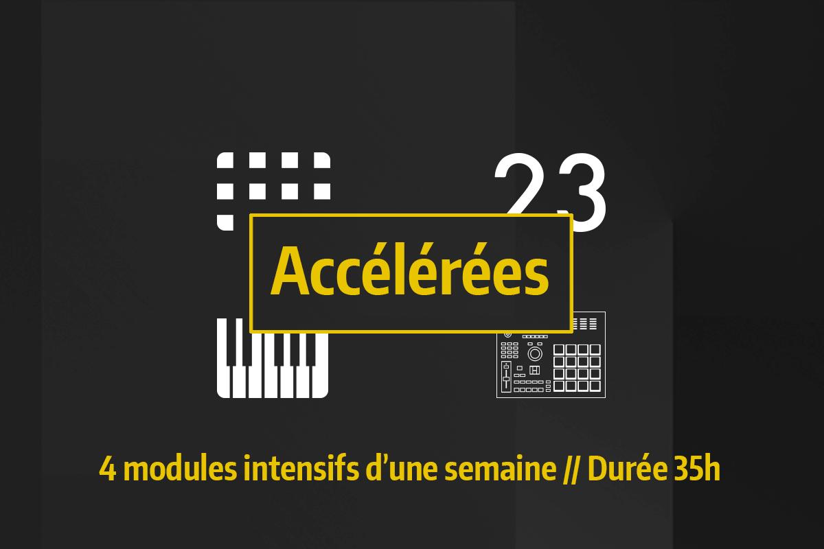Accueil - Formations accélérées