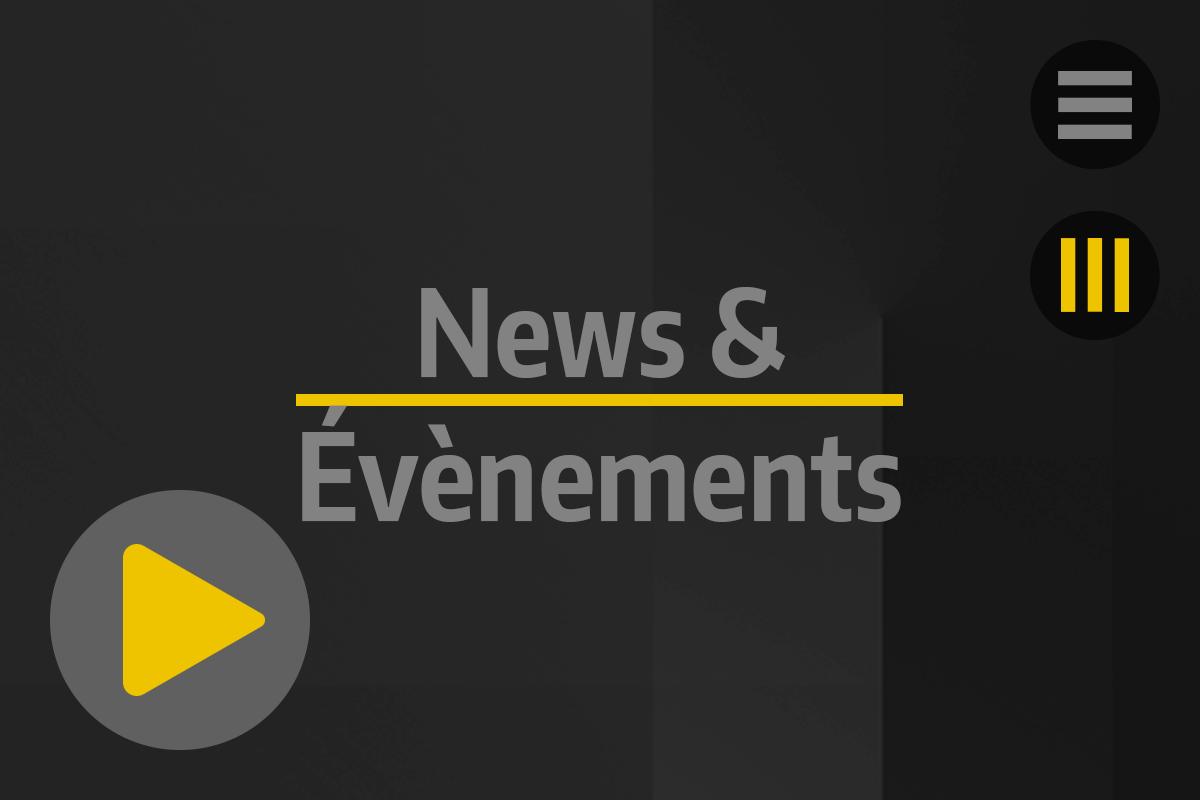 Accueil - Tutos & News - News & Évènements