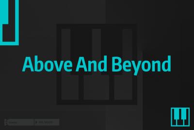 Décryptage Technique #4 - Above And Beyond