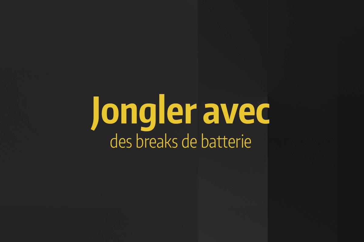 Tutoriel Ableton Live - Jongler avec des breaks de batterie