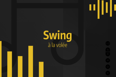 Tutoriel Ableton Live #37 - Swing à la volée