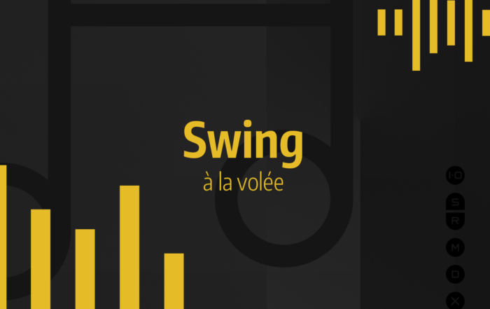 Tutoriel Ableton Live #37 - Swing à la volée