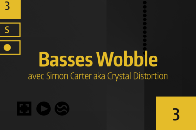 Tutoriel Ableton Live #41 - Rack de basses Wobble avec Simon Carter aka Crystal Distortion