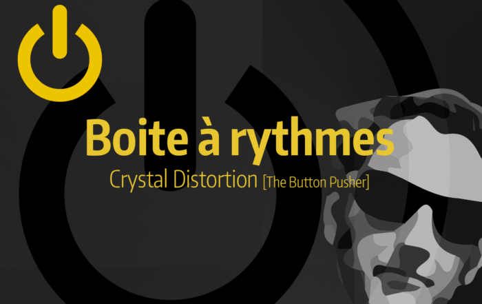 Tutoriel Ableton Live #53 - Boite à rythmes Crystal Distortion (The Button Pusher)