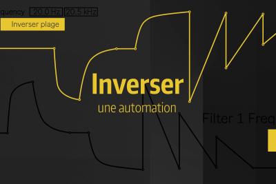 Tutoriel Ableton Live - Inverser une automation