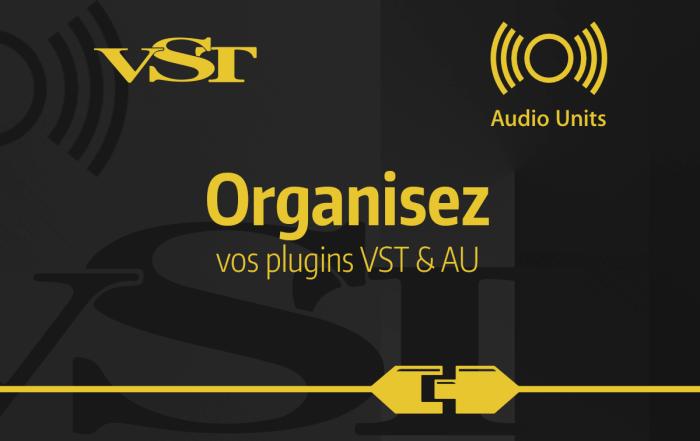 Tutoriel Ableton Live - Organisez vos plugins