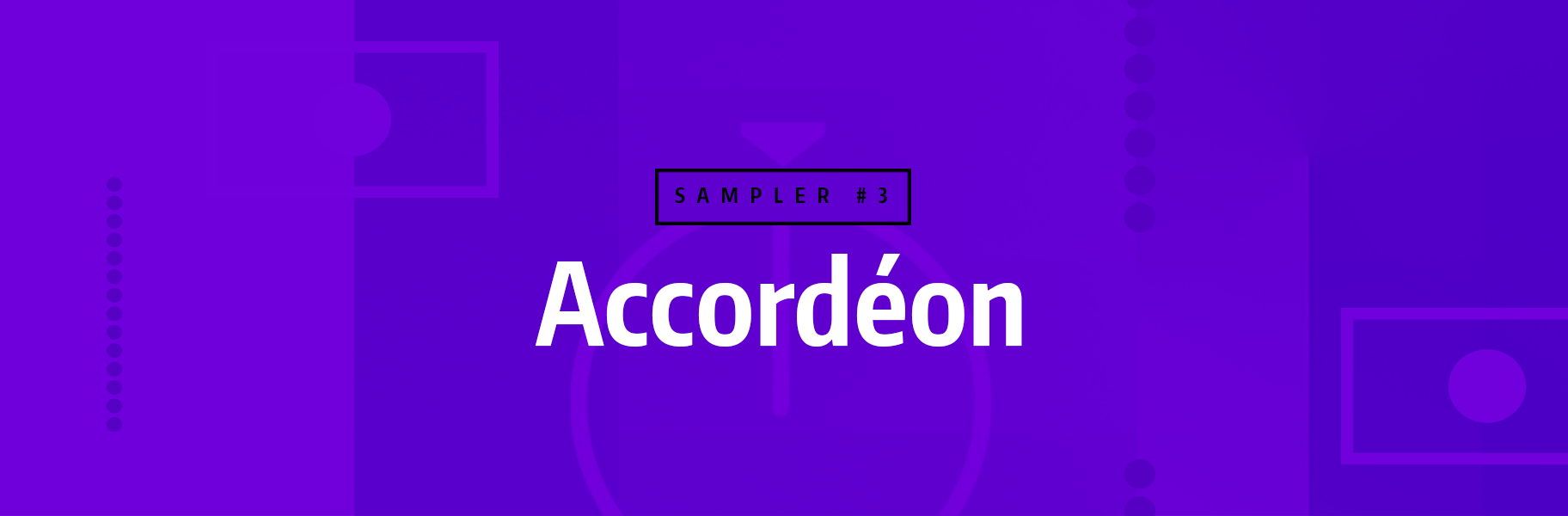 Sampler Instrument #3 - Accordéon
