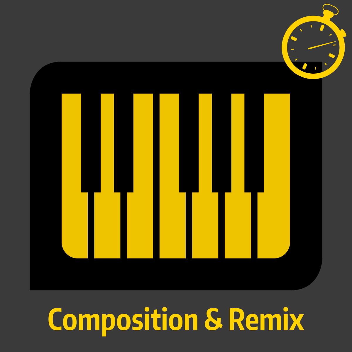 Formation accélérée - Composition & Remix