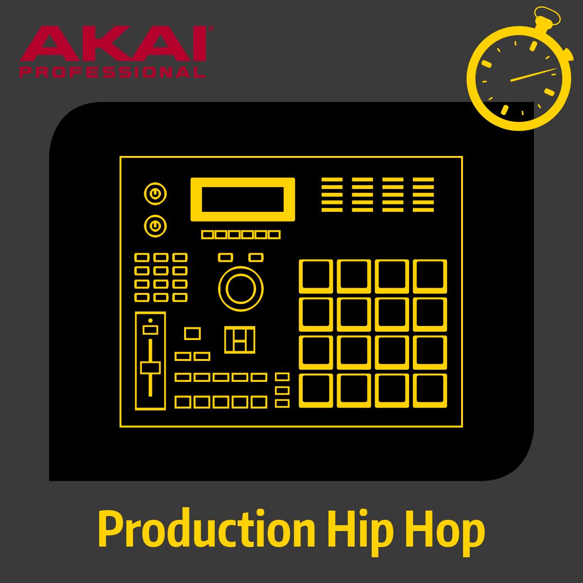 Formation accélérée - Production Hip Hop - Masterclass avec Rhino