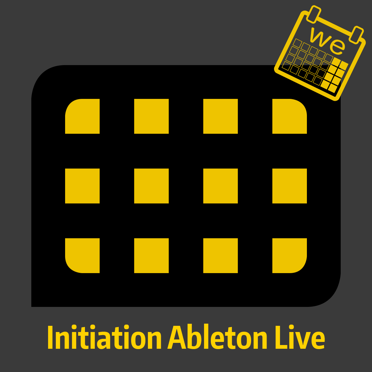 Formation week-end - Initiation Ableton Live