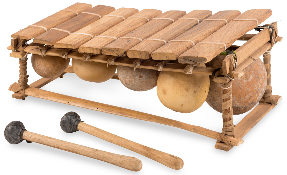 Sampler Instrument - Balafon