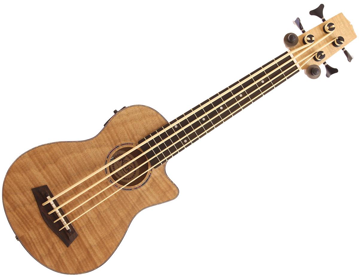 Sampler Instrument - Ukulélé Basse