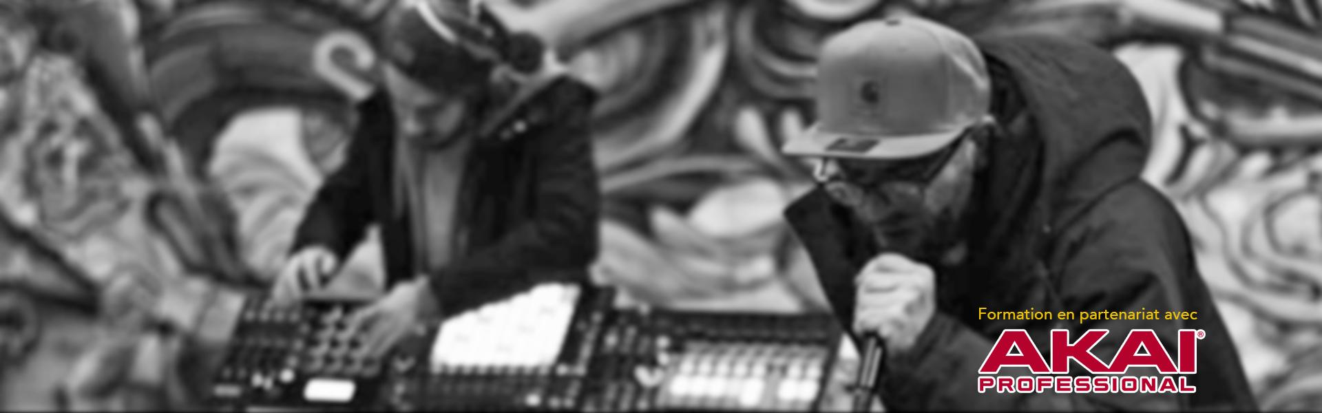 Slider Acueil - Production Hip Hop